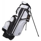 Courier 3.0 Stand Bag - White/Black