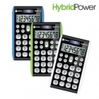 8 digit Hybrid Slim Line Handheld Calculator