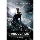 Abduction full size 27x40 inch 2011 movie poster (Taylor Lautner)