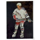 Alexei Kovalev certified autograph New York Rangers 1998-99 Be A Player card