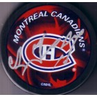 Andrei Kostitsyn autographed Montreal Canadiens puck
