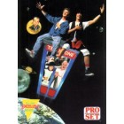 Bill & Ted's Excellent Adventure 1991 Pro Set promo card