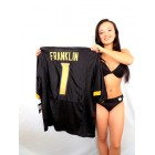 James Franklin Missouri Tigers black authentic Nike stitched jersey NEW WITH TAGS