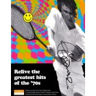 Jimmy Connors autographed 1997 Merrill Lynch Shoot Out tennis program