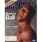 Mike Tyson autographed 2002 Sports Illustrated (TriStar)
