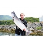 Alaskan Salmon and Trout Fishing for Two